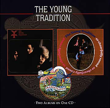 Young Tradition/So Cheerfully Round.ESM409 1996